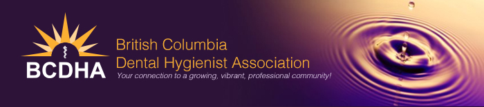BCDHA British Columbia Dental Hygienists Assocation